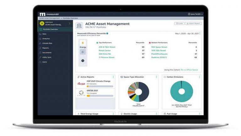 Measurable ESG Software